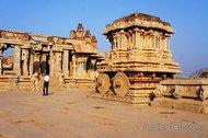 Древняя столица южной Индии, Хампи