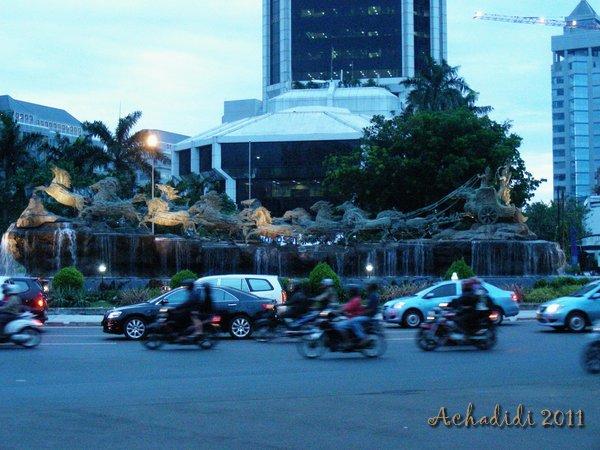 Индуизм в Индонезии. Махабхарата Джакарта