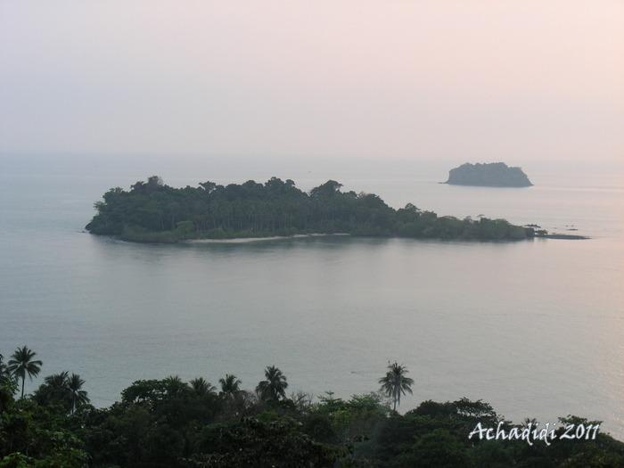 Острова вокруг Ко Чанга