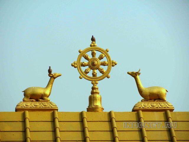 Бодхгайя - буддийская святыня Индии