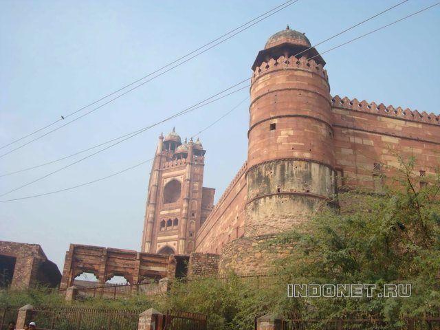 Агра и Фатехпур Сикри