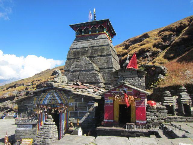 Храм Шивы в Тунгнатхе
