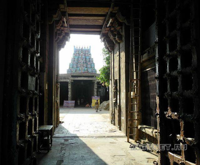 Кумбаконам, храмы Южной Индии