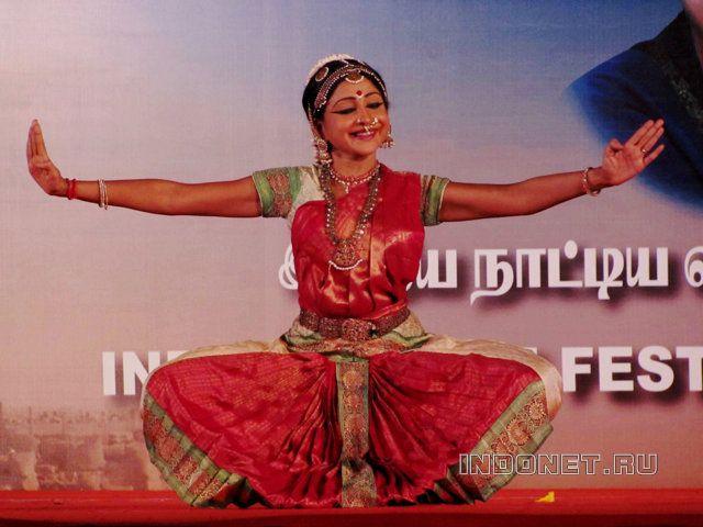 Махабалипурам, фестиваль индийского классического танца