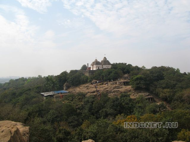 Пещерные храмы  Кхандагири, Бхубанешвар