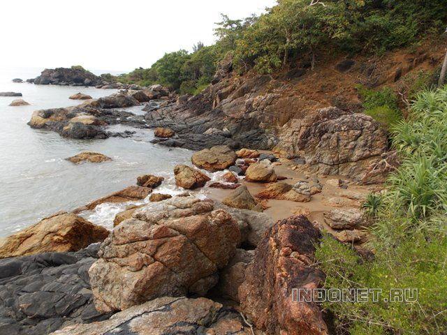 Скалы в Гокарне