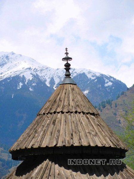 Долина Куллу. Васишт и Наггар