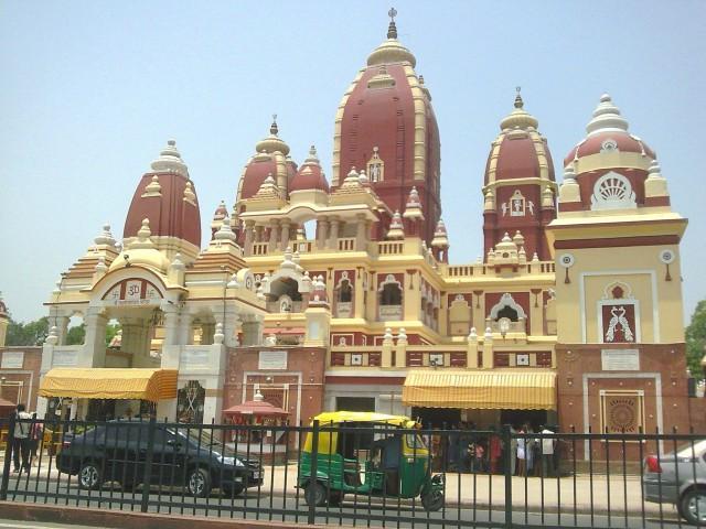 храм Лайшми Нарайян