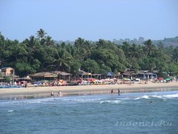 Пляж Арамболя
