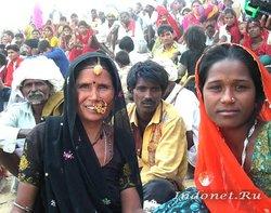 Женщины Раджастана