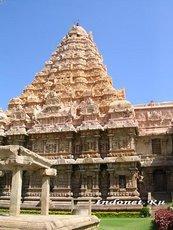 Гангаикондачолапурам, храм