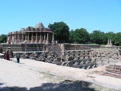 Модхера, храм солнца
