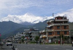 Покхара, Аннапурна