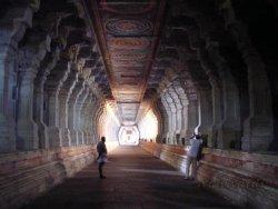 Рамeшварам, храм