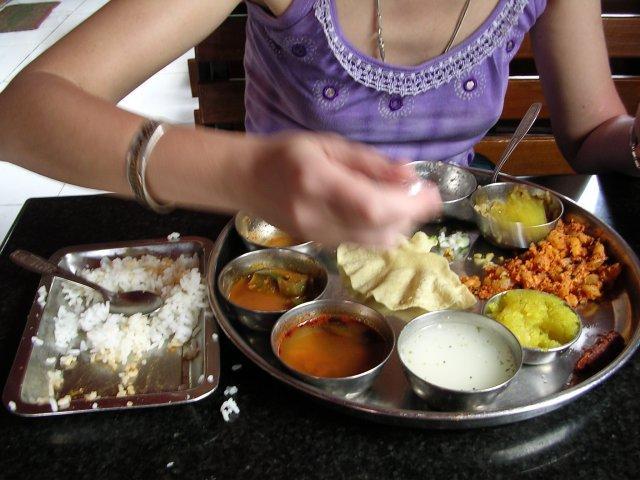 индийская еда для похудения