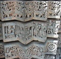 Фризы Сомнатхпура