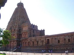 Танжор (Танджавур), храм Брихадешвара