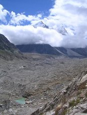 Ледник Ганготри
