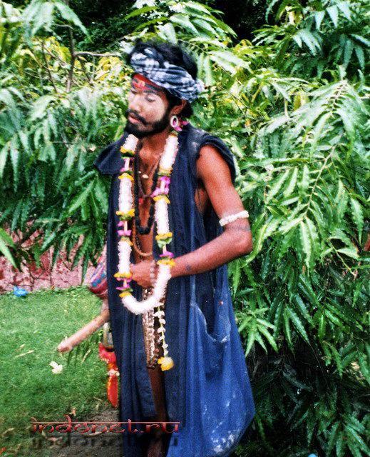 Тантрический саду из Варанаси фото achadidi