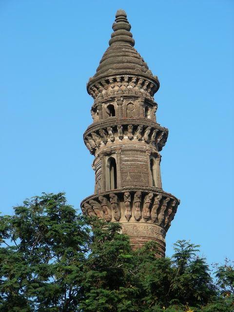 Ахмедабад, средневековая башня