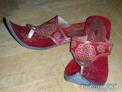 Индийская обувь - чаппалы (чапалы)