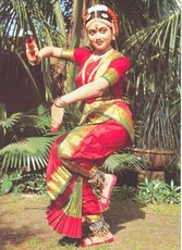 Танец Бхаратнатьям
