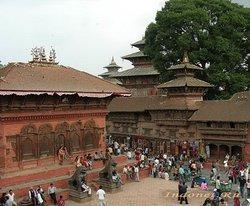 Катманду. Храм Шивы-Парвати
