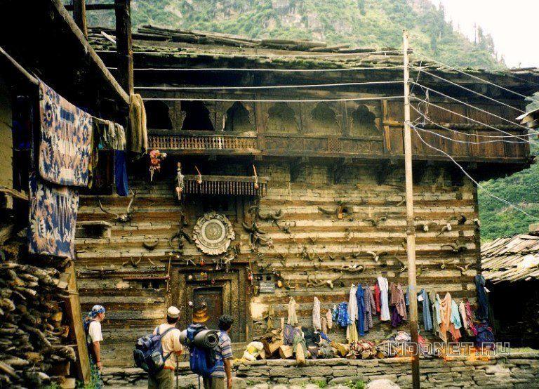 Храм деревни Малана, Химачал прадеш