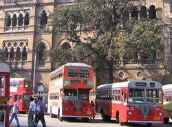 Автобус Мумбаи