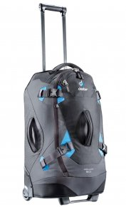 Сравнение сумок-рюкзаков на колесах: Deuter