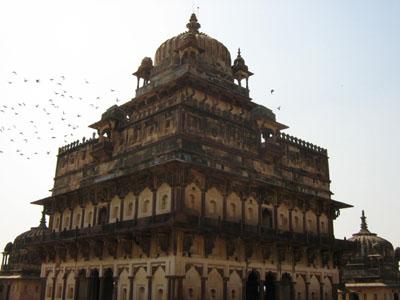 Датия, дворец махарани 1