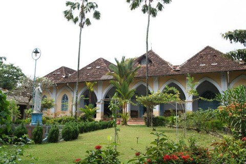 Индо-португальский музей в Форте Кочин