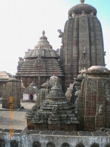 Бубанешвар. - храм Лингараджа