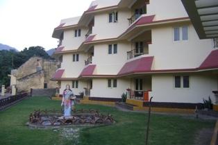 Гостиница в Ришикеше