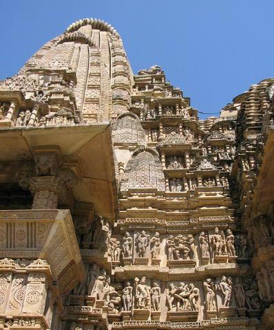 Эротика храмов Каджурахо