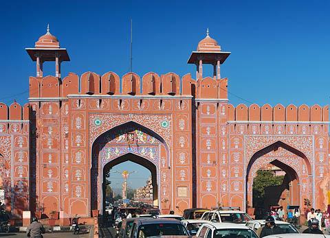 Джайпур – Городские Ворота.