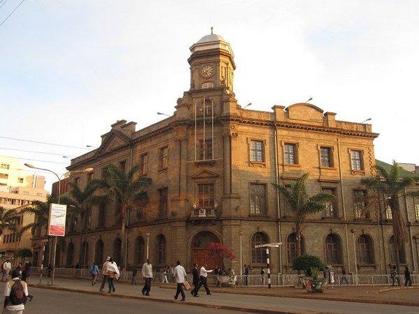 Джамаатхана (молельный дом) исмаилитов в Найроби, более известный, как мечеть Ходжа