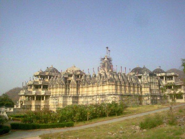 Ранакпур. Храмовый комплекс