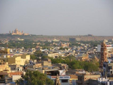 Панорама Джодхпура