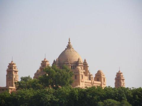Джодхпур, дворец Махараджи