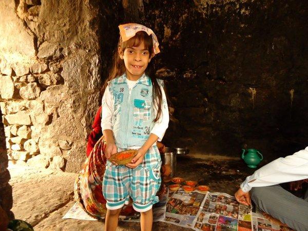 Молитвенная келья в Фироз Шах Котла