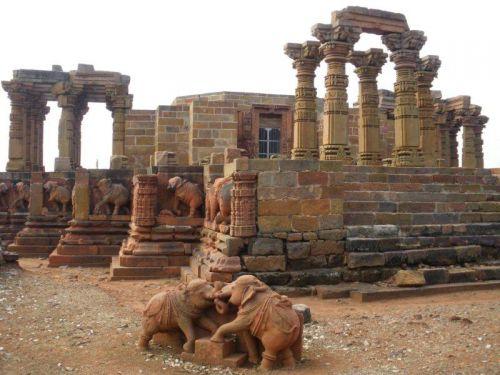 Омкарешвар, храм Сиднатх