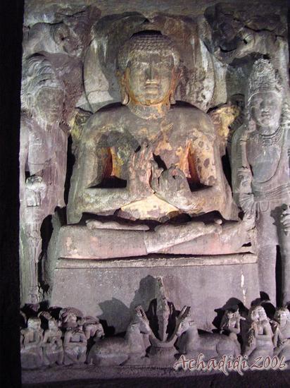 Будда из Аджанты
