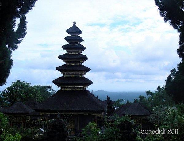 Храм Бесаких, центральный Бали
