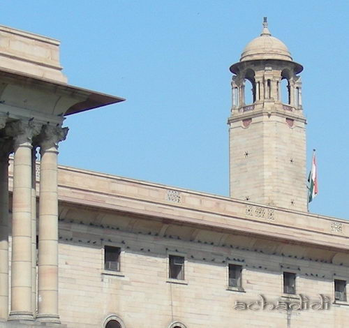 Нью Дели, архитектура Индии