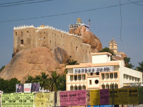 Тричи, скальный форт