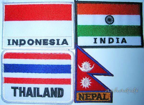 Индия, Непал, Индонезия и Таиланд