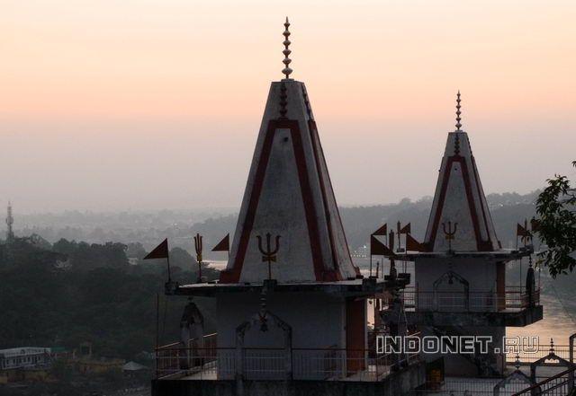 Храмы района Тапован над Гангой, Ришикеш