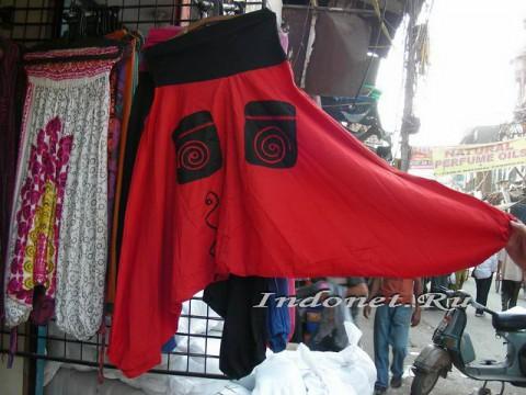 Фантазийные афгани, фото из Дели