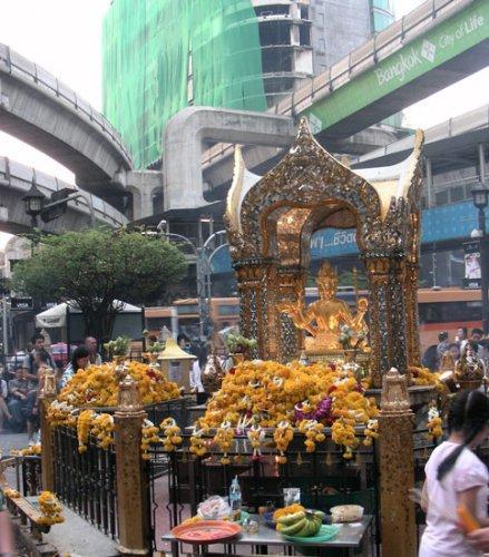 Храм Эраван в Бангкоке